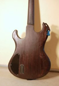 Hackl Custom Bass #041001