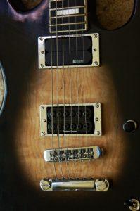 Hackl Custom Guitar #071009