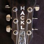 Hackl Custom Guitar #061211