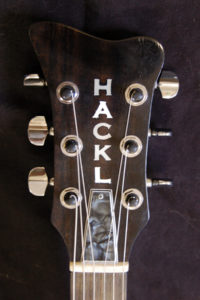 Hackl Custom Guitar #061211