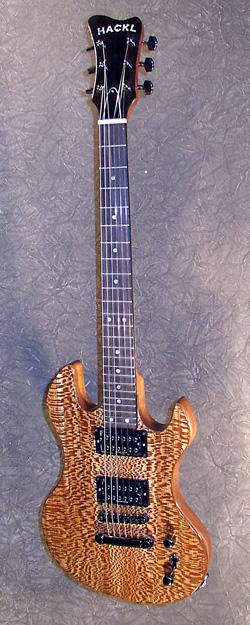 Hackl Custom Guitar #100801