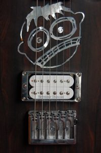 HACKL CUSTOM GUITAR #FEST8