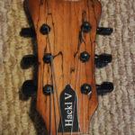 Hackl Custom Guitar V