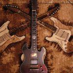 Hackl Custom Guitar #010903