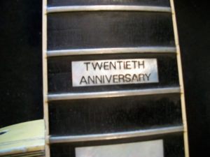 1974 20th Anniversary Les Paul 9