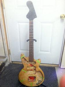 Hackl Custom Restore 1960's Framus 9 String Guitar