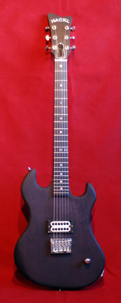 Hackl Custom Guitar #011006