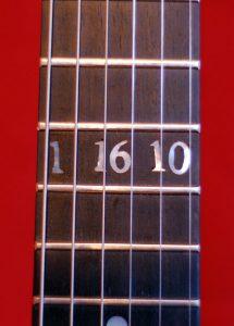Hackl Custom Guitar #011006