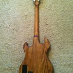 Hackl Custom Guitar #101010
