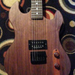 HACKL GUITARS CUSTOM #122513