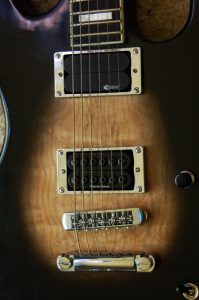 Hackl Custom Guitar #071009