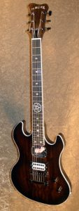 Hackl Custom Guitar #010903