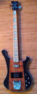 HACKL CUSTOM GUITAR #081103
