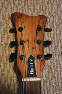 Hackl Custom Guitar V